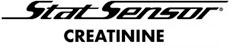 StatSensor Creatnine