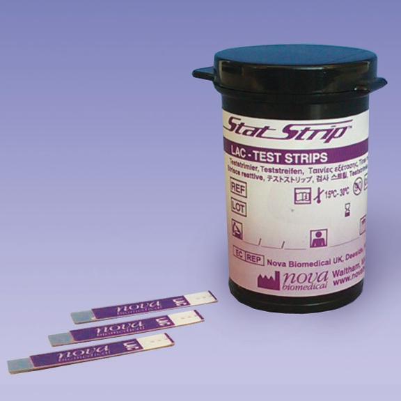 StatStrip® Lactate Test Strips